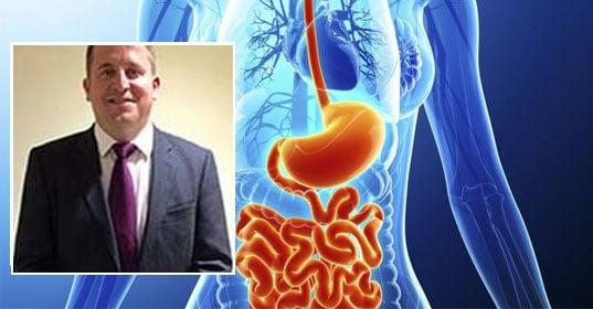 Gastroenterologist Charles Gordon