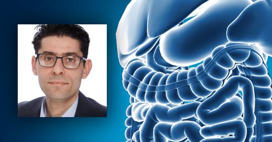 Consultant Gastroenterologist Dr Safa Al-Shamma