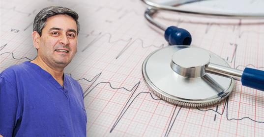 Consultant Cardiologist, Dr Suneel Talwar