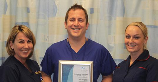 Dr Charles Gordon Gastroenterology